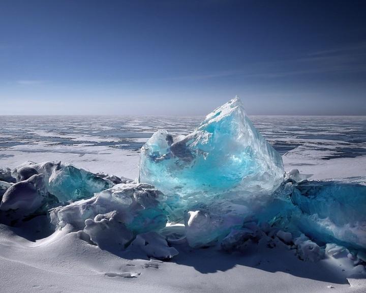 Jelentősen felgyorsult az északi-sarki orosz gleccserek zsugorodása