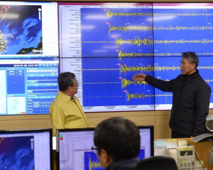 Összeomlott a legfontosabb nukleáris telep Észak-Koreában
