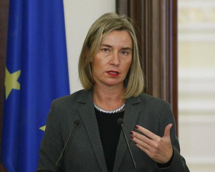 Mogherini: az EU elkötelezett a nukleáris egyezmény fenntartása mellett