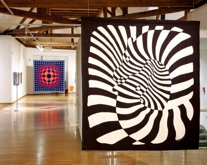 Vasarely-kiállítás nyílik Madridban