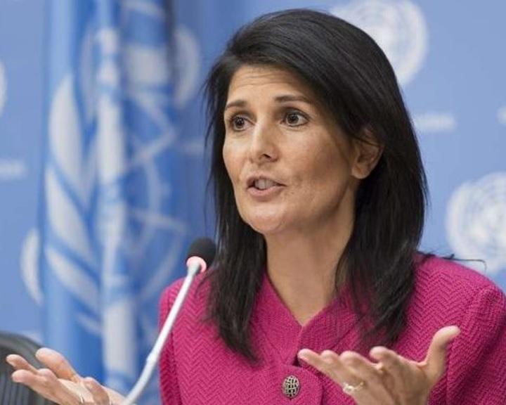 Nikki Haley: Jeruzsálemet kell elismerni Izrael fővárosaként