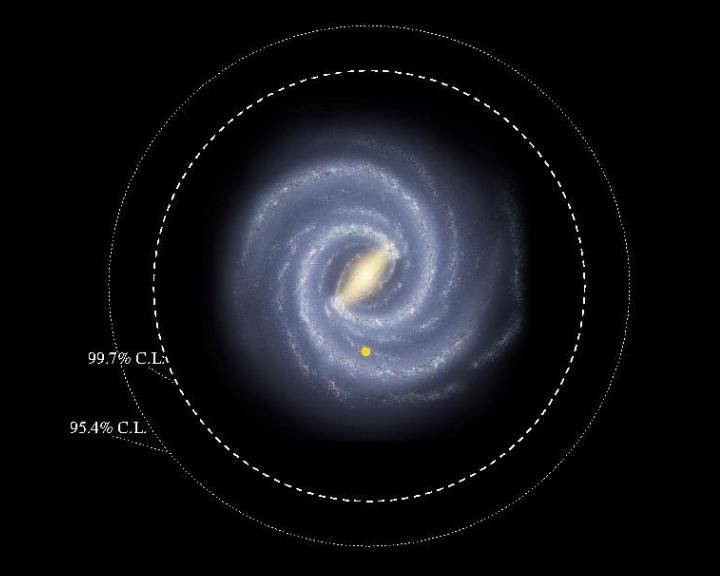 A Tejútrendszer galaktikus korongja nagyobb, mint azt eddig vélték