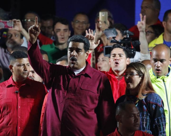 Az amerikai elnök újabb szankciókról döntött Venezuela ellen