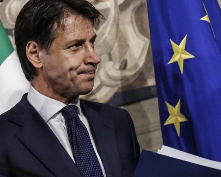 Bemutatta kormányát Giuseppe Conte olasz miniszterelnök