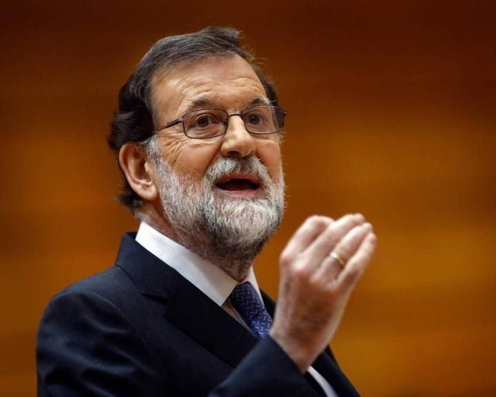 A spanyol parlament megvonta a bizalmat Mariano Rajoy miniszterelnöktől