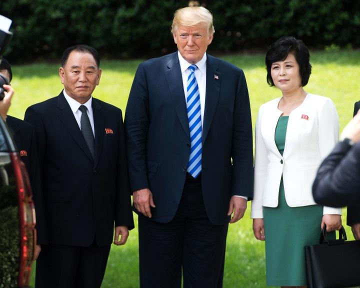 Trump: az eredeti terveknek megfelelően megtartják a csúcstalálkozót