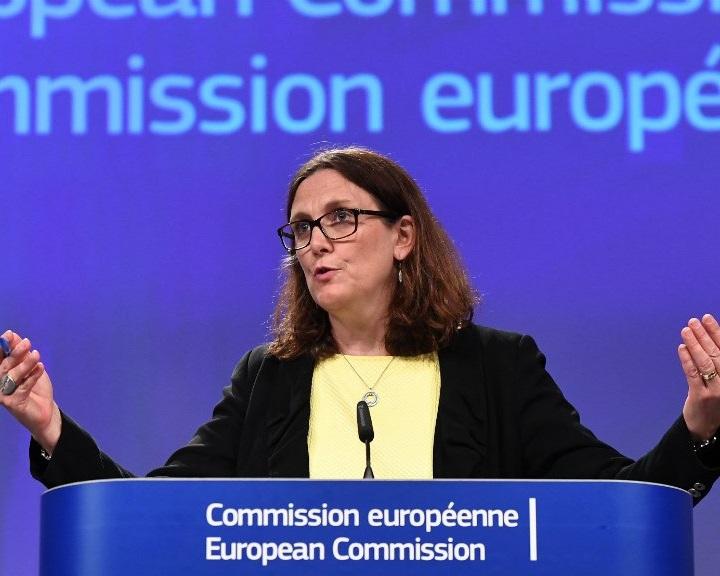 Amerikai importvámok - Az Európai Unió a Kereskedelmi Világszervezethez fordult