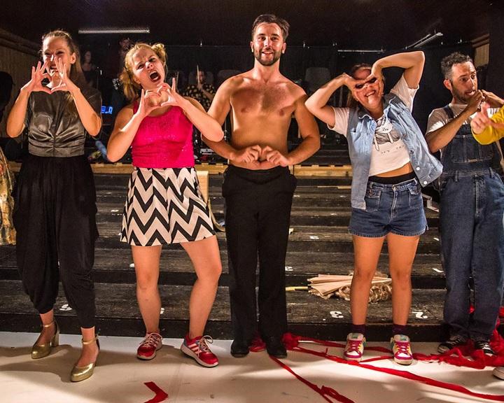 Celldömölki társulat nyerte a negyedik Komlói Amatőr Színházi Találkozó fődíját