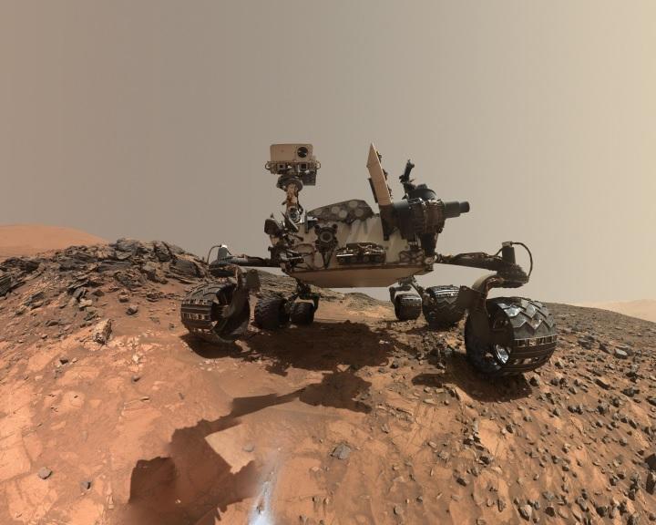 A Marson léteztek az élethez szükséges alkotóelemek a Curiosity adatai szerint
