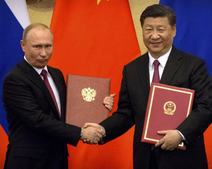 Oroszország és Kína atomenergetikai együttműködési megállapodásokat írt alá