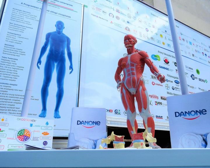 Pécsre érkezik Magyarország átfogó egészségvédelmi szűrőprogramja
