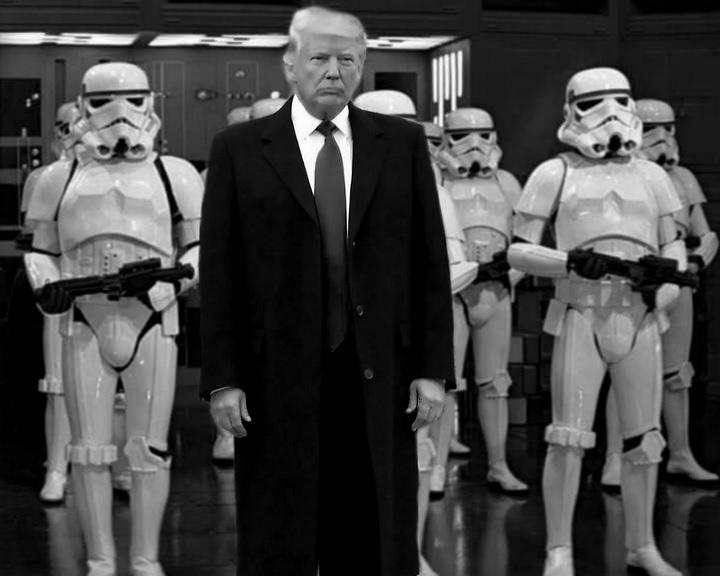 Trump űrhaderő létrehozására kérte fel a Pentagont