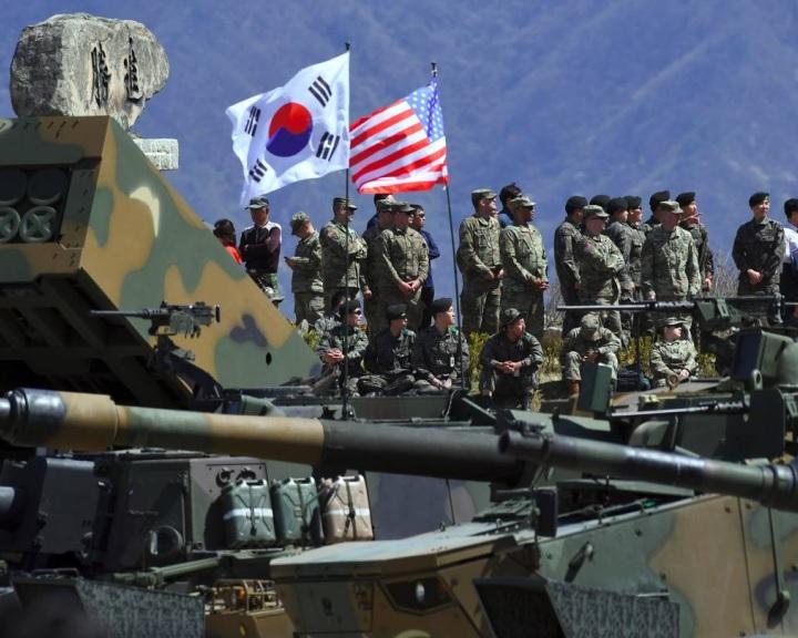 Washington felfüggeszti az augusztusi amerikai-dél-koreai hadgyakorlatot