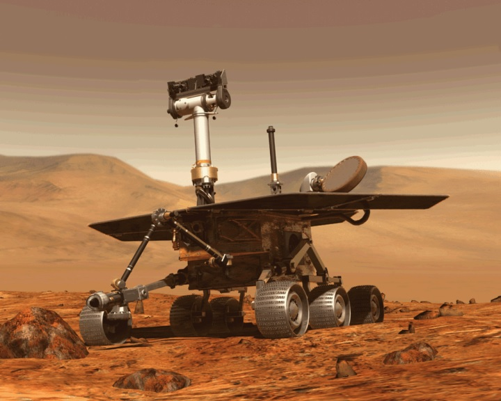 Továbbra is néma az Opportunity a Marson dúló porvihar miatt
