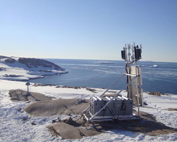 Rekordsebességgel emelkedik az Antarktisz