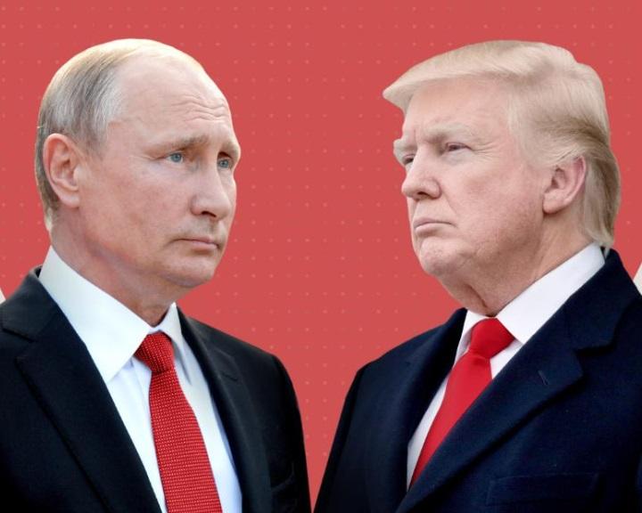 Július 16-án Helsinkiben találkozik Donald Trump és Vlagyimir Putyin