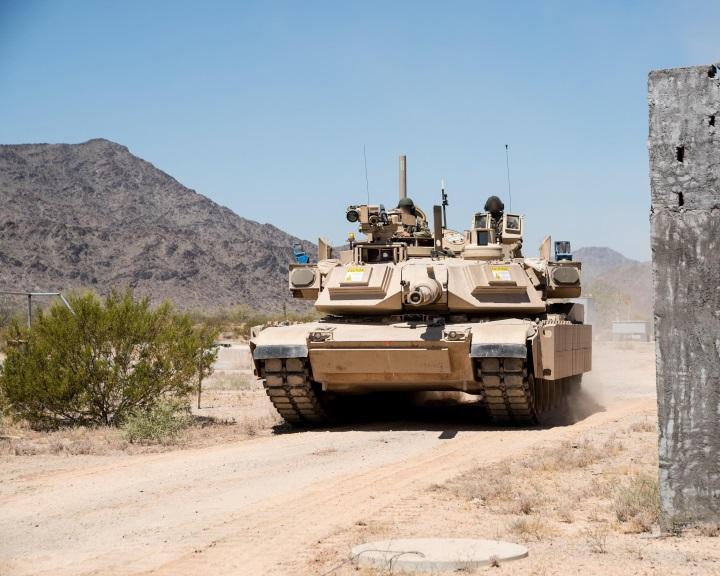 Védőpajzsot kapnak az amerikai tankok