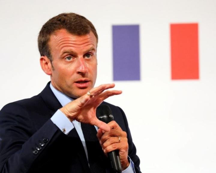 Macron: Európában az igazi határ a progresszívek és a nacionalisták között húzódik