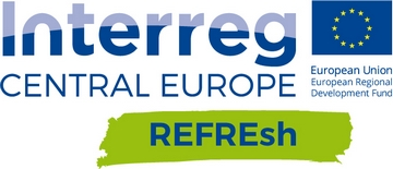 Interreg CE1013 REFREsh