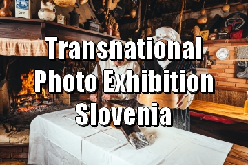 Interreg CE1013 REFREsh Photo Exhibition Slovenia