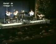 Az Erkel Ferenc Zeneiskola karácsonyi  műsorából