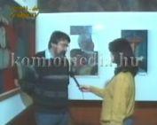 05. 1. Művelődési Ház, festménykiállítás