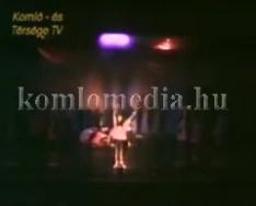 A Nagy László Gimnázium Jazz Balett Együttese
