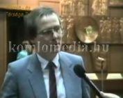 Testületi ülés 1995. márc.09. -költségvetés, új adók…