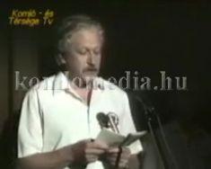 03. 15-i megemlékezés a Nagy László gimnázium előadásában
