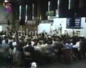 Jehova tanúi összejövetele a Sportcsarnokban