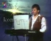 Új műsor a televízióban - zenés kívánságműsor (Varga János)
