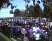 Középiskolai ballagások - 1995 - etűd
