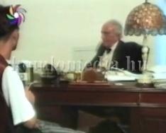 A TRIBU - ügy ügyészi szakaszban (dr. Bárándy György, Tribuszer Zoltánné, dr. Tímár György