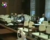 1995. november 27-én ülésezett a Komló Térség Fejlesztési Tanácsa (Tóth József)