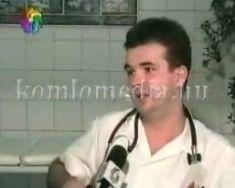 A Gyermekbetegek Komlói Ellátásáért Alapítványról ... (Dr. Németh László)
