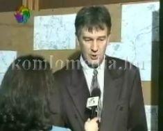Komló főútvonal hálózatának fejlesztéséről tartott tanácskozás (Tóth József, dr. Szili Kat