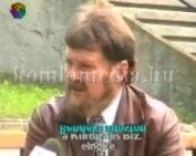A kulturális bizottság elnöke a helyi televíziózásról (Rendeki Ágoston)