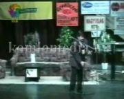Éles István a szinpadon (ÉLŐ ADÁS)