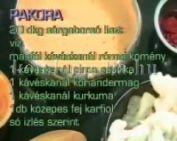 Pakora - recept