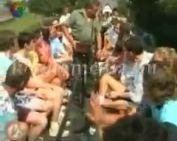Szilvásváradon táboroztak a komlói fiatalok a diákönkormányzat jóvoltából