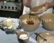 Recept - Csokis, mandulás golyók