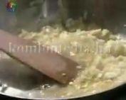 Recept - Brokkolis tojásrizottó
