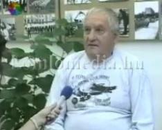 Buzsáki Tibor, mindenki -papáját- lovaggá ütötték Franciaországban