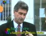 A Szigetvári Takarékszövetkezet új  komlói fiókja (Kiss Endre)