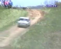 Gími TV - Rally - Nagy László ballagás 1997 - Rock csehó (Antal Zsófia)