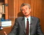 dr. Takács Béla professzor a NATO-ról és az Európai Unióról