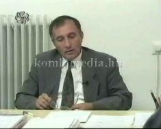 A város pénzügyi helyzetéről beszél a pénzügyi iroda vezetője (Tóth Sándor)