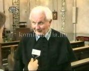 A vallásról, a hitről beszéltünk a komlói plébánossal (Bors László)