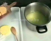 Indiai konyha receptjei - Matar paner (zöldborsó és sült sajt paradicsomszósban)