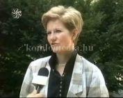 Baranya megye környezetvédelmi állapota -sajtótájékoztató (dr. Szili Katalin)